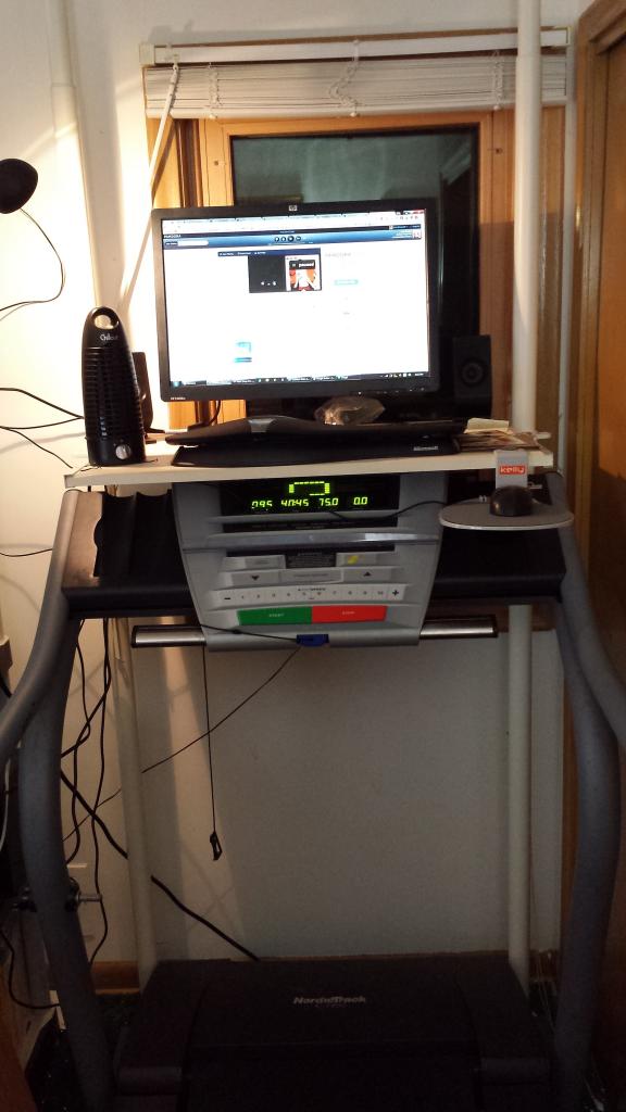 ME treadmill